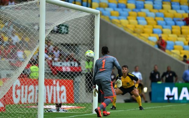 Erro arbitragem Vasco x Flamengo