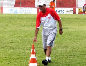 Roberval Davino crb (Foto: Divulgação/Site Oficial CRB)