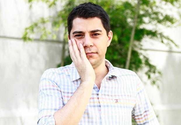 Evaristo Costa (Foto: Marcia Tavares/Revista QUEM)