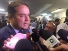 Na posse de novo secretário, Renan Filho cita novas parcerias políticas