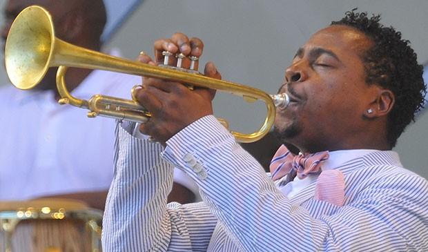 Roy Hargrove se apresentaria em Natal (Foto: Divulgação/Fest Bossa & Jazz)