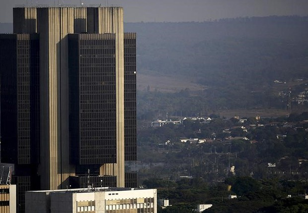 Sede do Banco Central, em Brasília ; Copom ; Boletim Focus ;  (Foto: Ueslei Marcelino/Reuters)