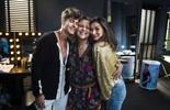 Rafael Vitti comenta cenas com Ana Beatriz Nogueira e fala da relação com a mãe