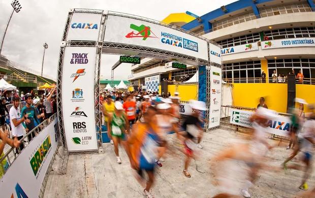 maratona santa catarina, florianópolis, maratona, corrida, santa catarina (Foto: Divulgação / Site oficial)