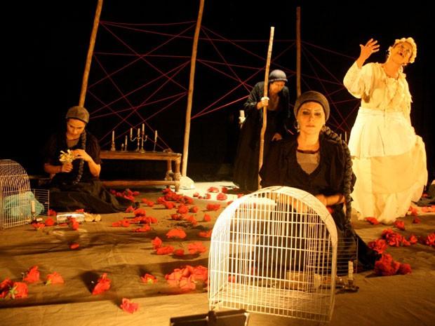 Teatro do Movimento apresenta peça em homenagem a Garcia Lorca (Foto: Divulgação)
