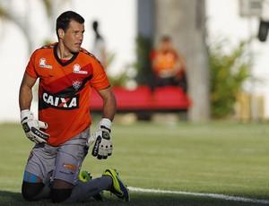 Wilson; Vitória (Foto: Felipe Oliveira/Divulgação/EC Vitória)