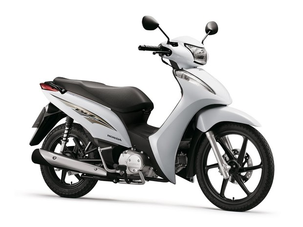 Honda Biz 125 2016 (Foto: Divulgação)