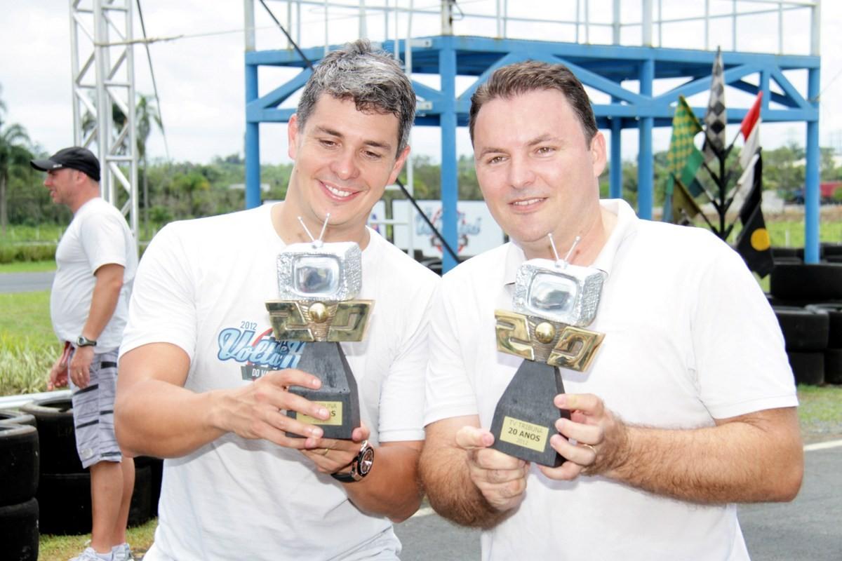 Evento Volta de Kart em Registro (Foto: José Luiz Borges)