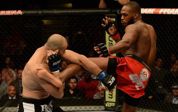 MMA - UFC 172 - Jon Jones x Glover Teixeira (Foto: Getty Images)