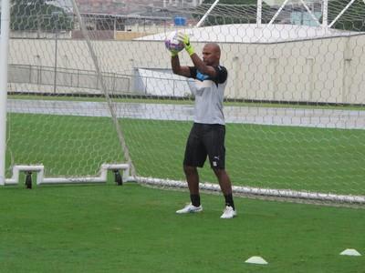 Jefferson Botafogo (Foto: Gustavo Rotstein / GloboEsporte.com)