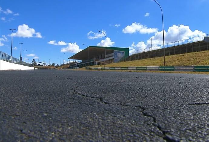 Autódromo Nelson Piquet Brasília (Foto: Reprodução / TV Globo)