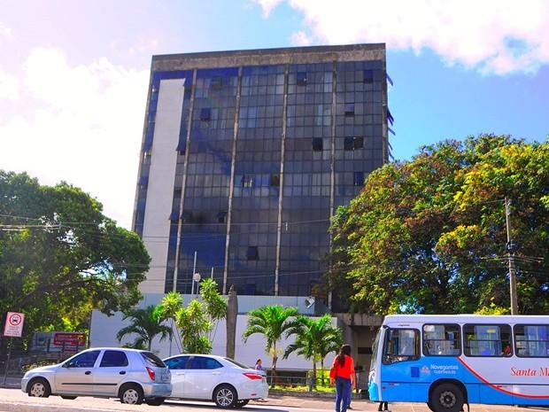 Prédio do antigo Paraiban deve ser a nova sede da Assembleia Legislativa da Paraíba (Foto: José Marques/Secom-PB)