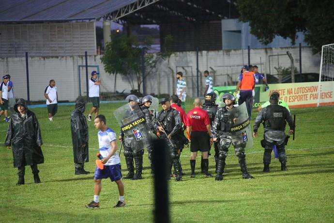 Parnahyba x Altos - Campeonato Piauiense 2017 (Foto: Luís Júnior )