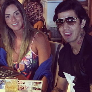 Nicole Bahls e Victor Ramos (Foto: Reprodução/Instagram)