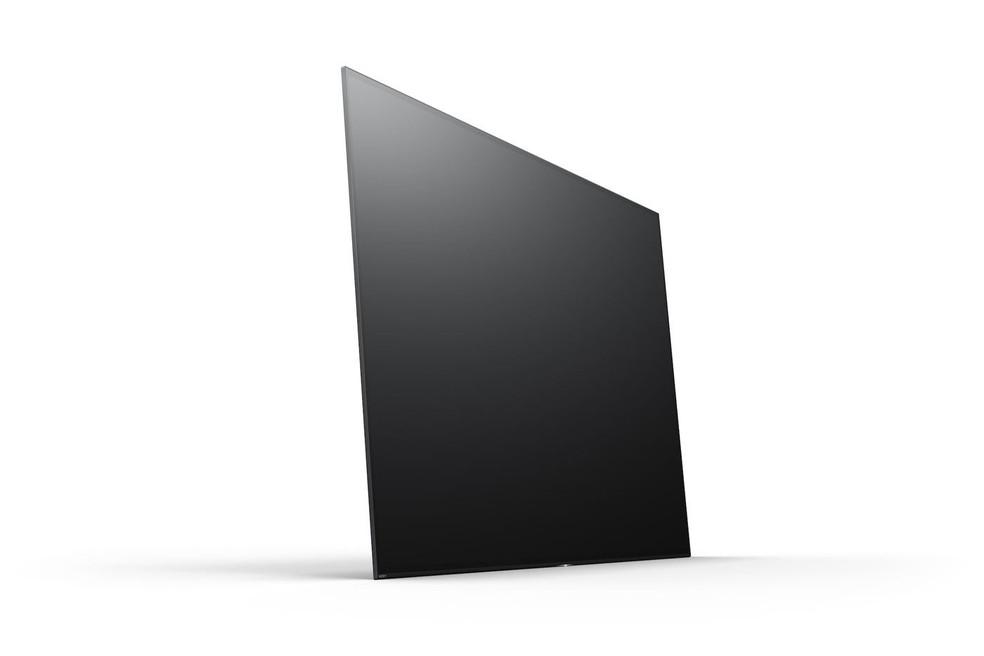 TVs Bravia OLED têm tecnologia que reverbera o áudio na própria tela e dispensa caixa de som (Foto: Divulgação/Sony)