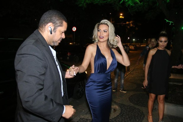 Dani Vieira (Foto: Daniel Pinheiro/AgNews)