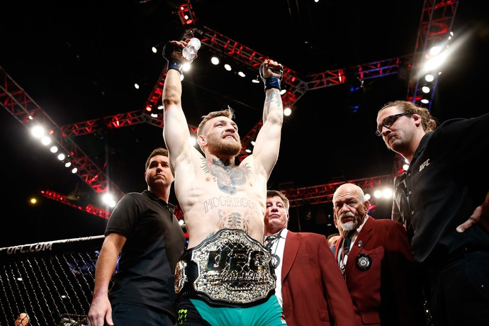 Connor McGregor UFC 194 (Foto: Getty Images)
