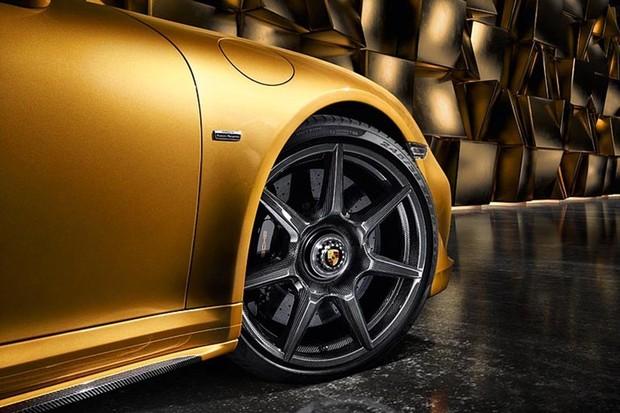 Porsche 911 Turbo S Exclusive Series (Foto: Divulgação)