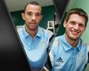 Palmeiras anuncia as contratações de Vagner e Roger Carvalho