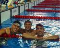 """Aposentado, Thiago Pereira agradece aos rivais Phelps e Lochte: """"Foi sorte"""""""