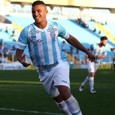 Romulo Avaí x Criciúma (Foto: Jamira Furlani/Avaí FC)