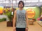 Fortinho, Fiuk ganha 3 kg em dois meses e entrega: 'Faço 250 flexões por dia'