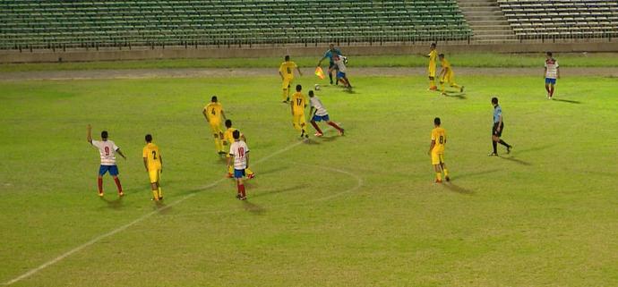 Campeonato Piauiense Sub-17 (Foto: TV Clube)