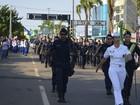 Desfile de '7 de Setembro' reúne 2,5 mil pessoas em Ariquemes, RO