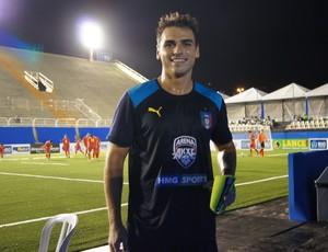 Mazoni Itália Mundialito Futebol 7 (Foto: Flávio Dilascio)
