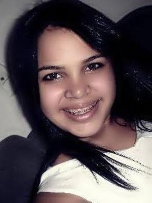 Júlia Mariana Torres de Oliveira, de 17 anos (Foto: Divulgação/PM)