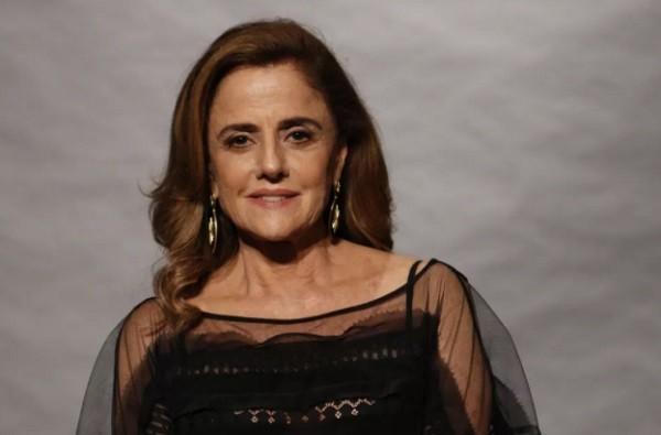 Marieta Severo será a vilã Sophia, que tentará separar o filho, Gael (Sérgio Guizé) da amada, Clara (Bianca Bin) (Foto: Reprodução/ Gshow)