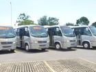 No AP, novos ônibus vão percorrer aeroporto, rodoviária e shoppings