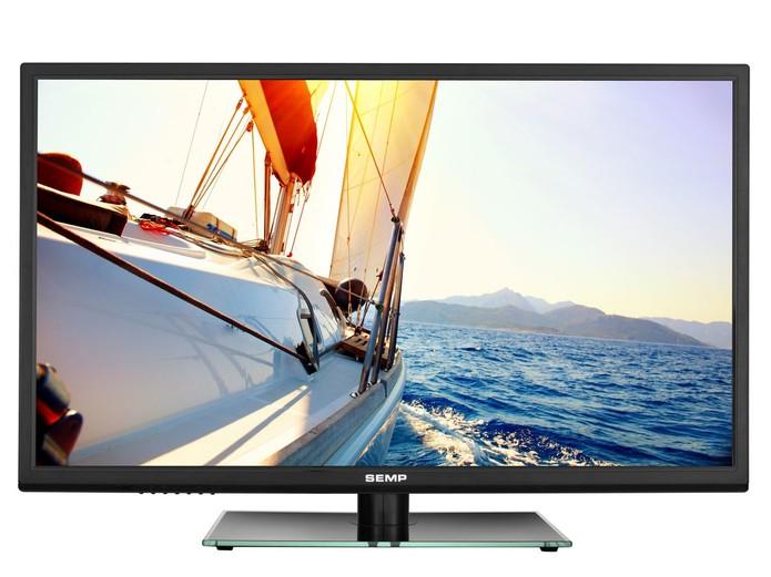 Semp Toshiba de 32 polegadas é Smart TV com bom custo-benefício (Foto: Divulgação)