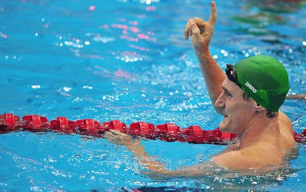 Cameron van der Burgh, Natação, 100m peito (Foto: Agência EFE)