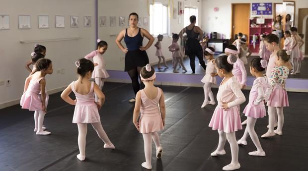 Casa da Dança (Foto: Sergio Ranali)