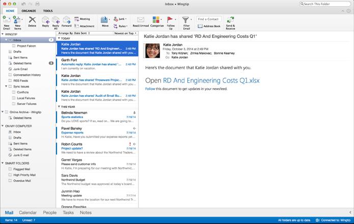 Nova versão do Office tem design atualizado e melhor performance (foto: Reprodução/Microsoft) (Foto: Nova versão do Office tem design atualizado e melhor performance (foto: Reprodução/Microsoft))