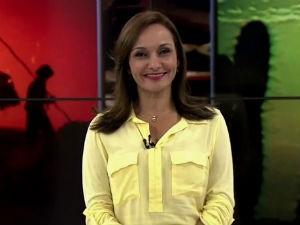 Liara Nogueira apresenta o Gazeta Rural (Foto: Reprodução/TV Gazeta)