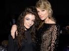 Lorde se irrita após locutor insinuar que ela e Taylor Swift são namoradas
