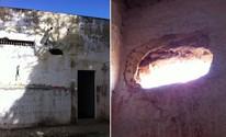 Segunda (25) - Com vaso sanitário, presos quebram parede e 7 fogem de CDP em Natal (Muriú Mesquita/Inter TV Cabugi)