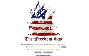 Site 'The Pirate Bay' 'muda' de nome neste 1ª de abril (Foto: Reprodução)