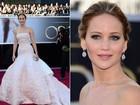 Aprenda a fazer o make usado por Jennifer Lawrence no Oscar