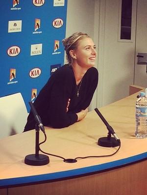 Maria Sharapova Aberto da Austrália (Foto: Reprodução / Instagram)