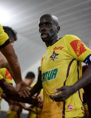 Júlio Cesar, ex-Genus é o novo contratado pelo Ariquemes Futebol Clube (Foto: Genus/ Divulgação )