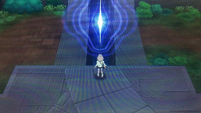 Cosmog está no portal do Altar of the Sunne/Moone (Foto: Reprodução/Tais Carvalho)