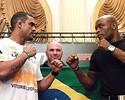 """Com Spider no UFC Rio, Belfort deseja revanche apenas na """"Liga das Lendas"""""""