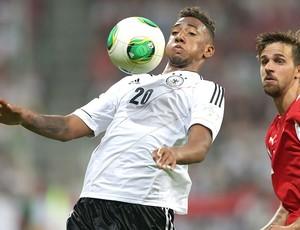 Jerome Boateng partida da Alemanha (Foto: AP)