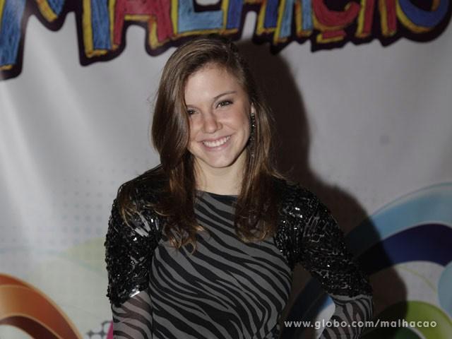 Alice Wegmann  (Foto: Malhação / TV Globo)
