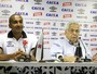 """Eurico cita Guardiola e defende nome de Cristóvão: """"Não veio por favor"""""""