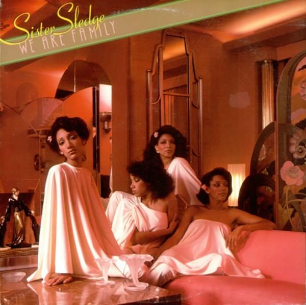 Álbum 'We Are Family' do Sister Sledge  (Foto: Reprodução)