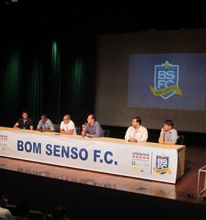 Bom Senso F.C. (Foto: Carlos Augusto Ferrari/GloboEsporte.com)
